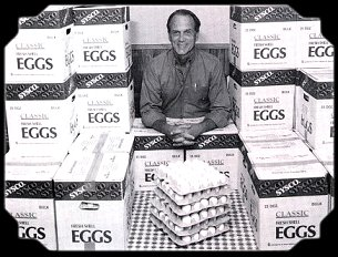 "Bill Jr. ""The EGG MAN""!"